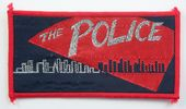 The Police - 'Skyline' Woven Patch